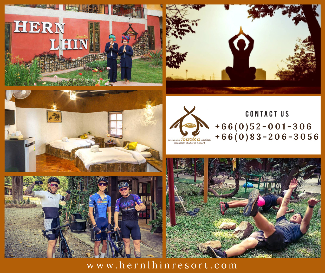 Hernlhin Natural Resort Chiang Mai