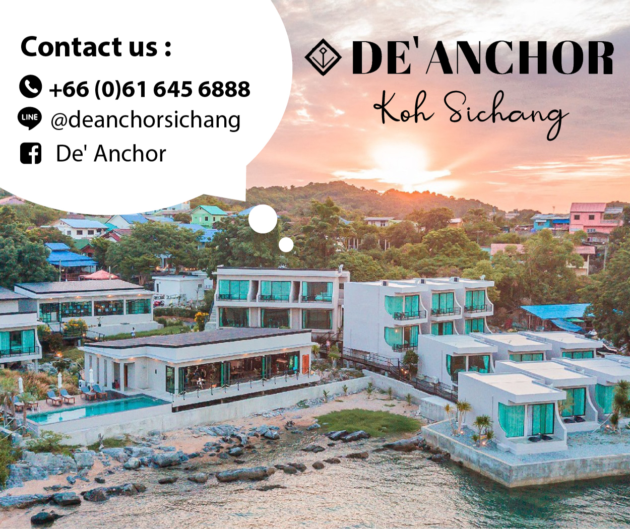 De' Anchor Koh Sichang