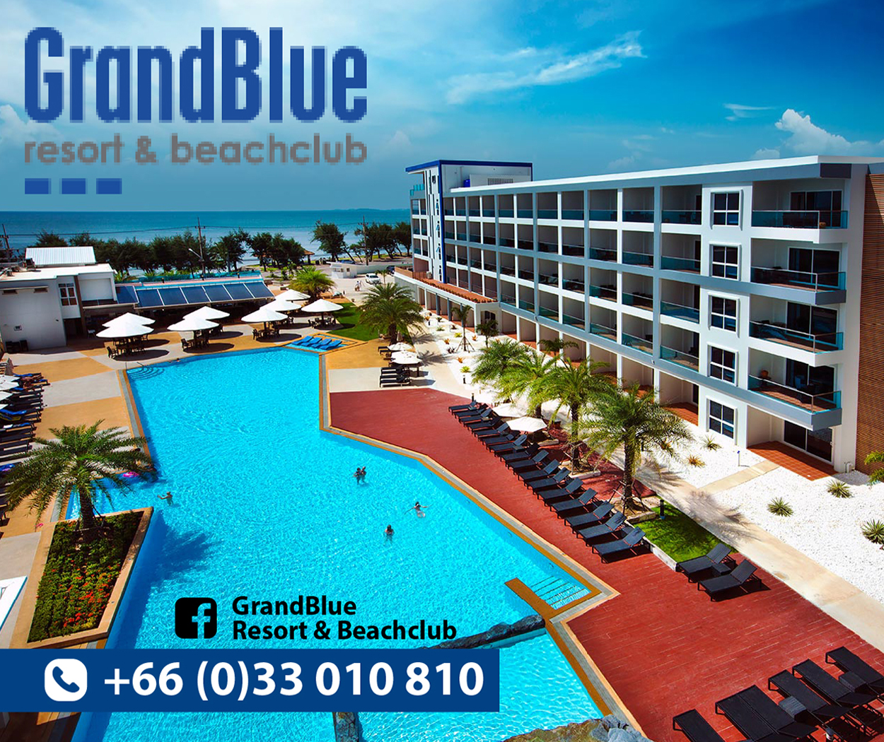 GrandBlue Resort and Beachclub