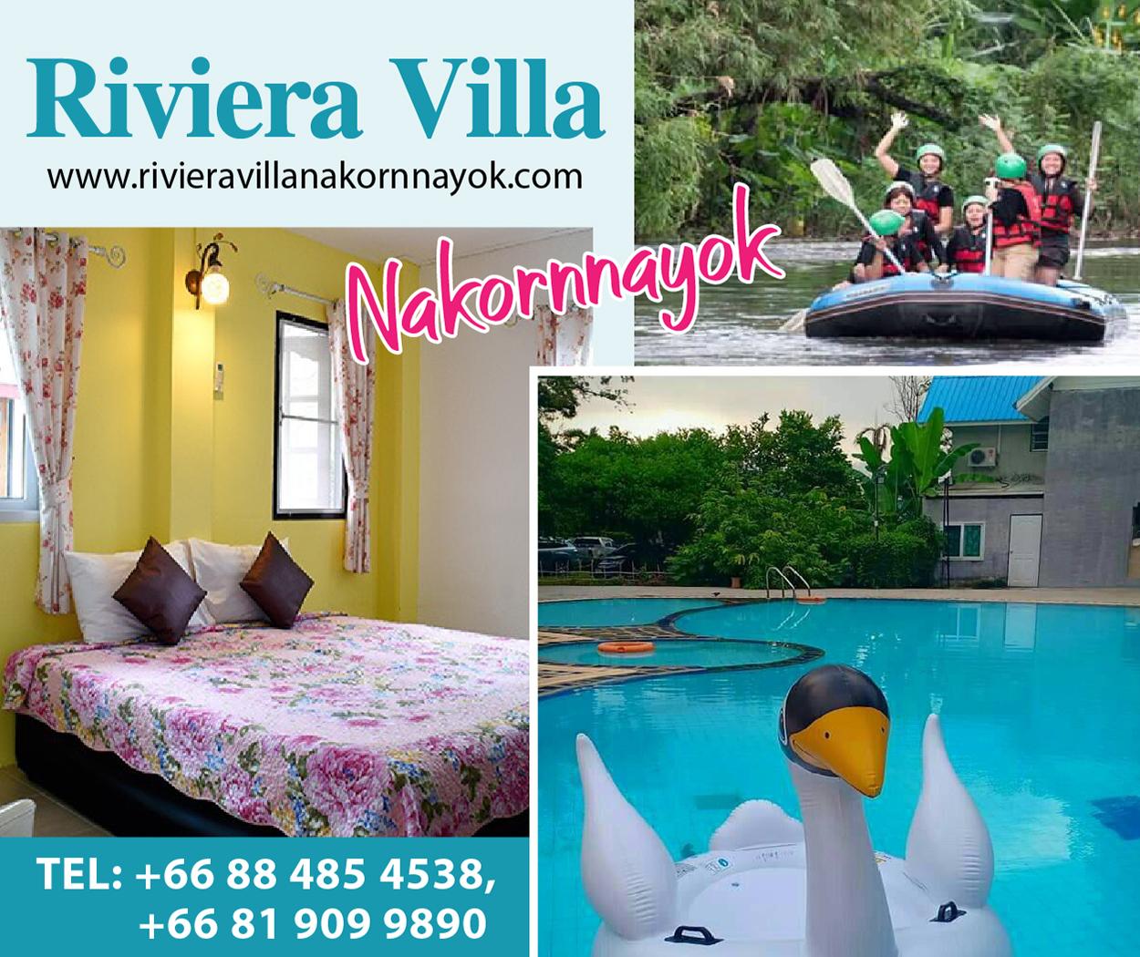 Riviera Villa Resort Nakornnayok