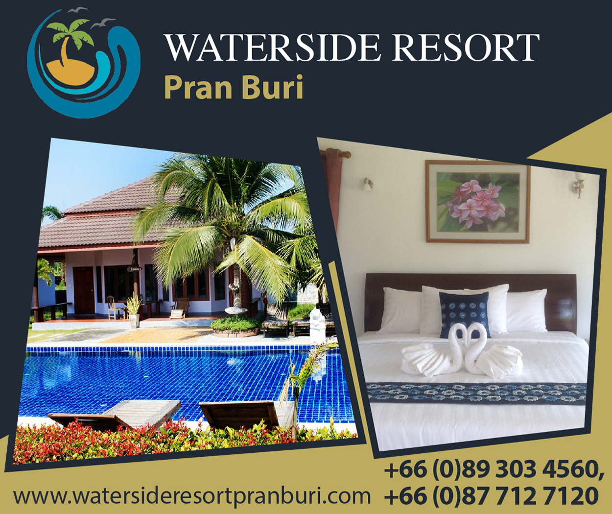 Waterside Resort Pran Buri