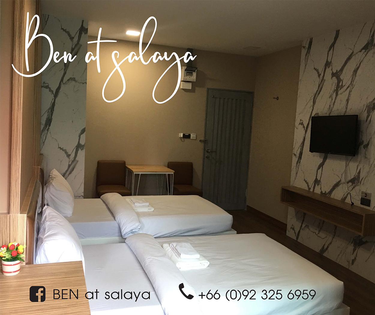 Ben at Salaya