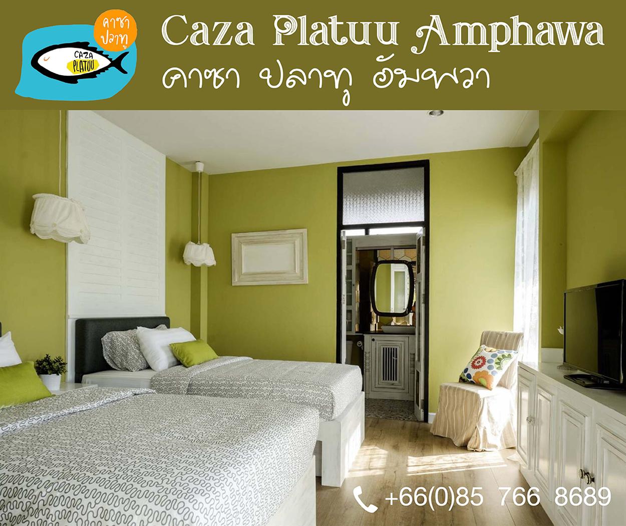 Caza Platuu Amphawa