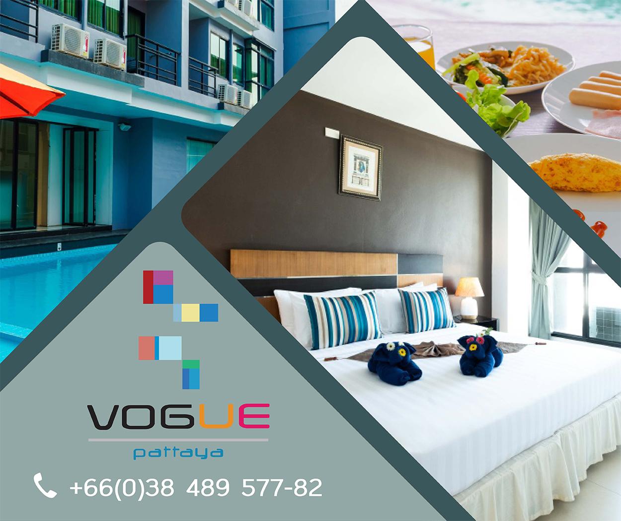 The Vogue Pattaya Hotel