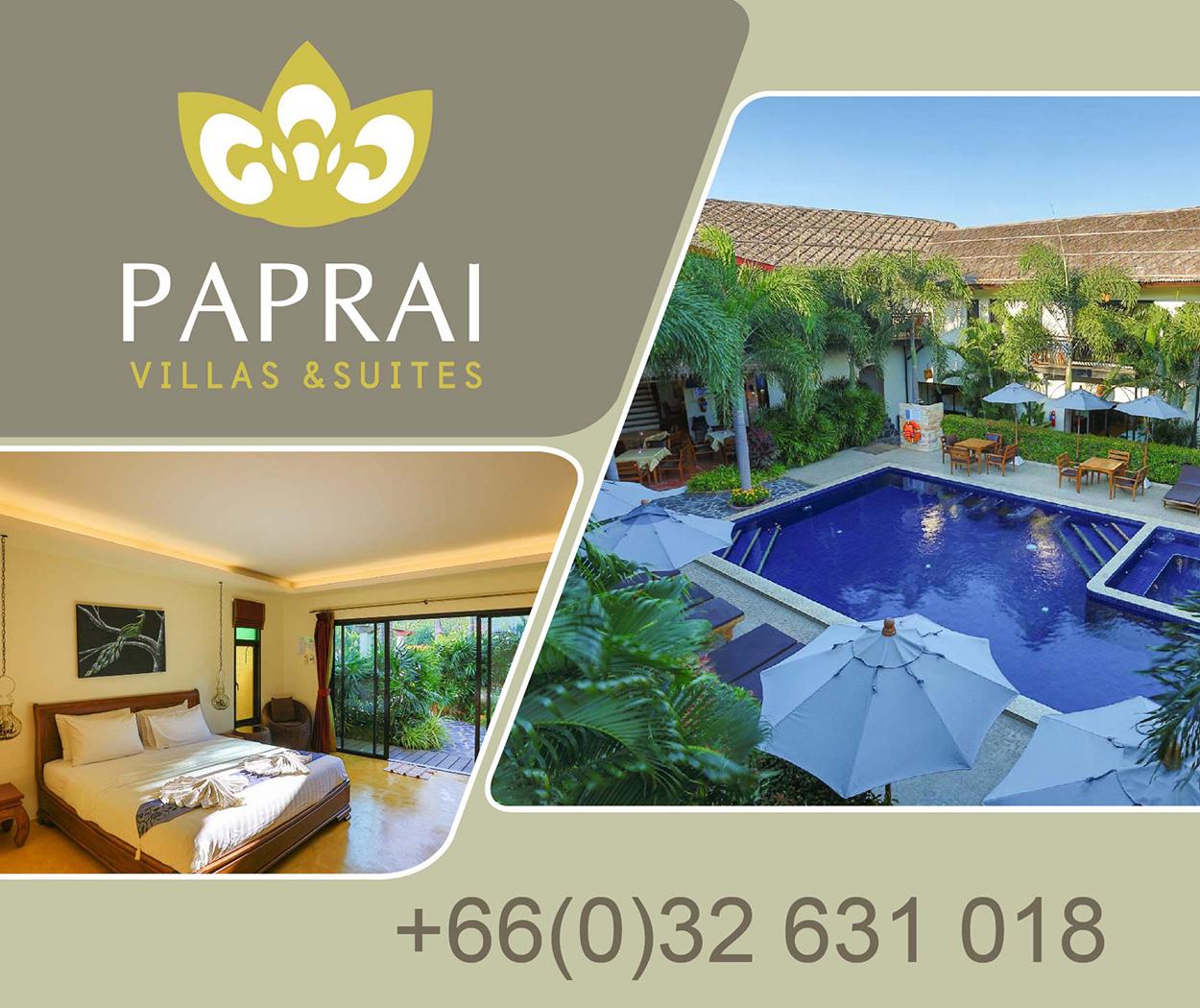 Paprai Villas & Suites