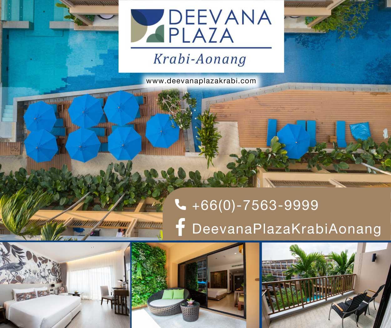 Deevana Plaza Krabi Aonang