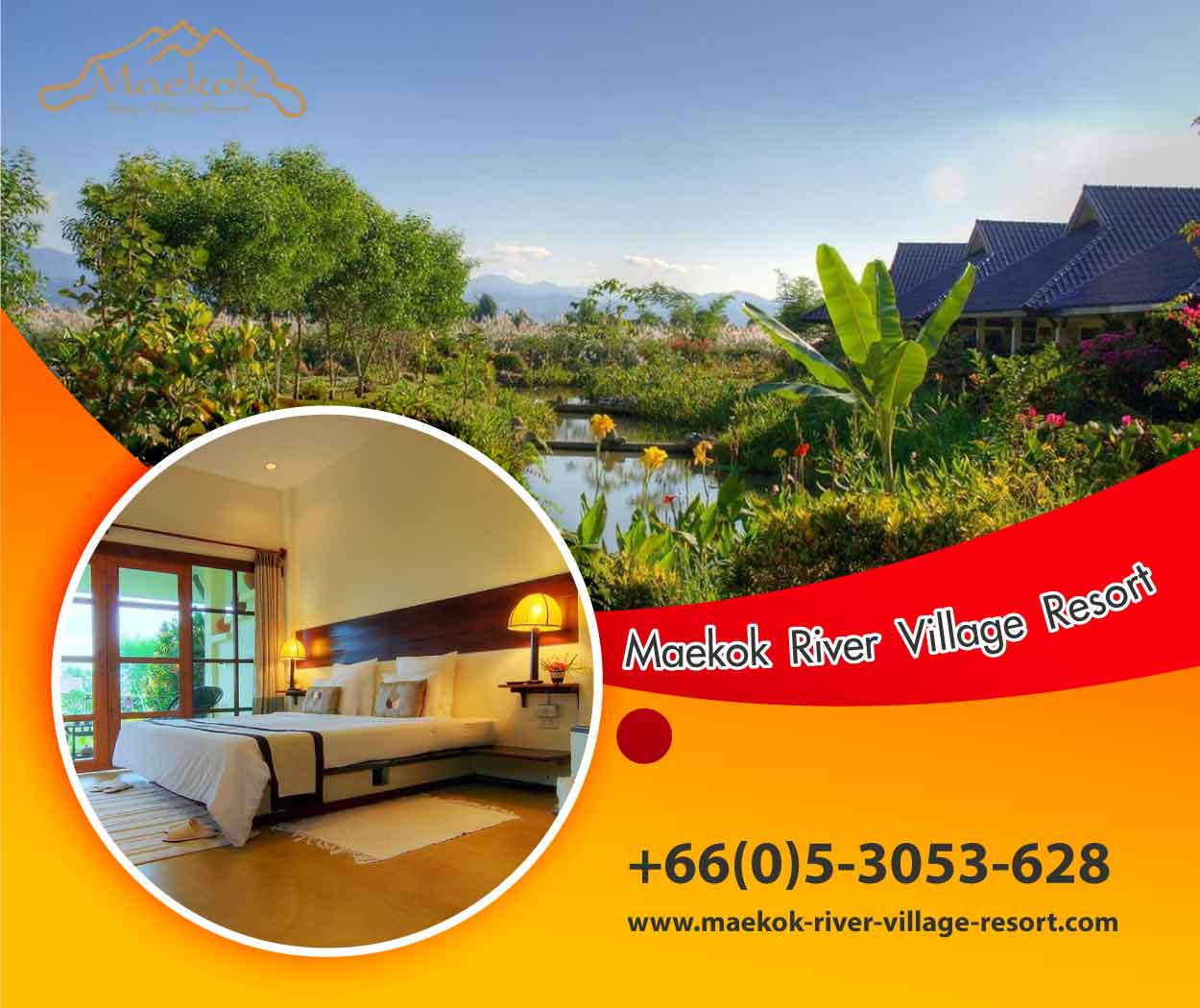 Maekok River Village Resort Chiang Mai
