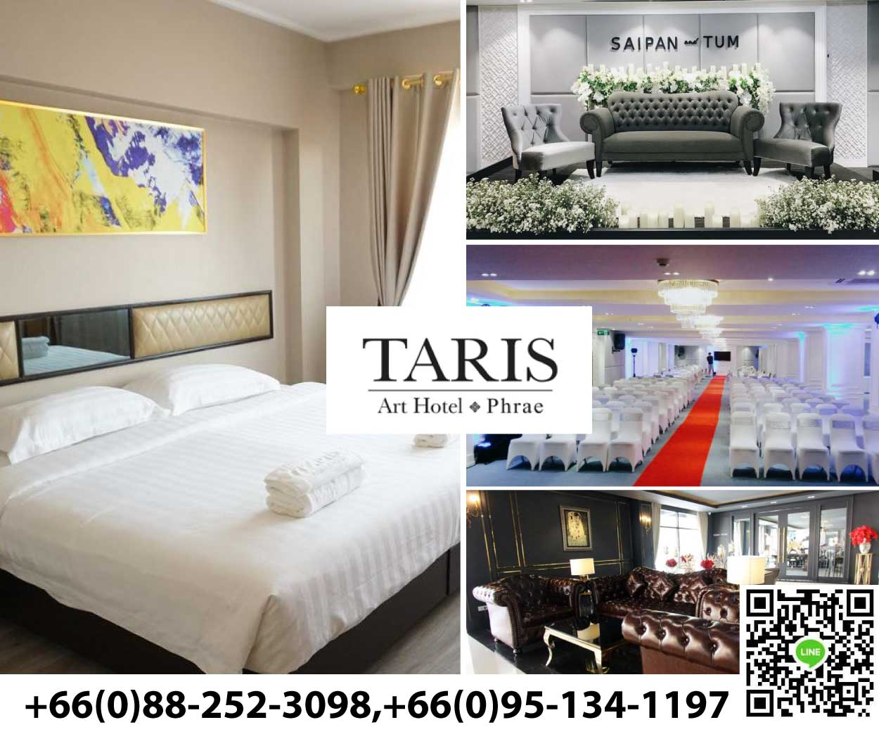 Taris Art Hotel Phrae