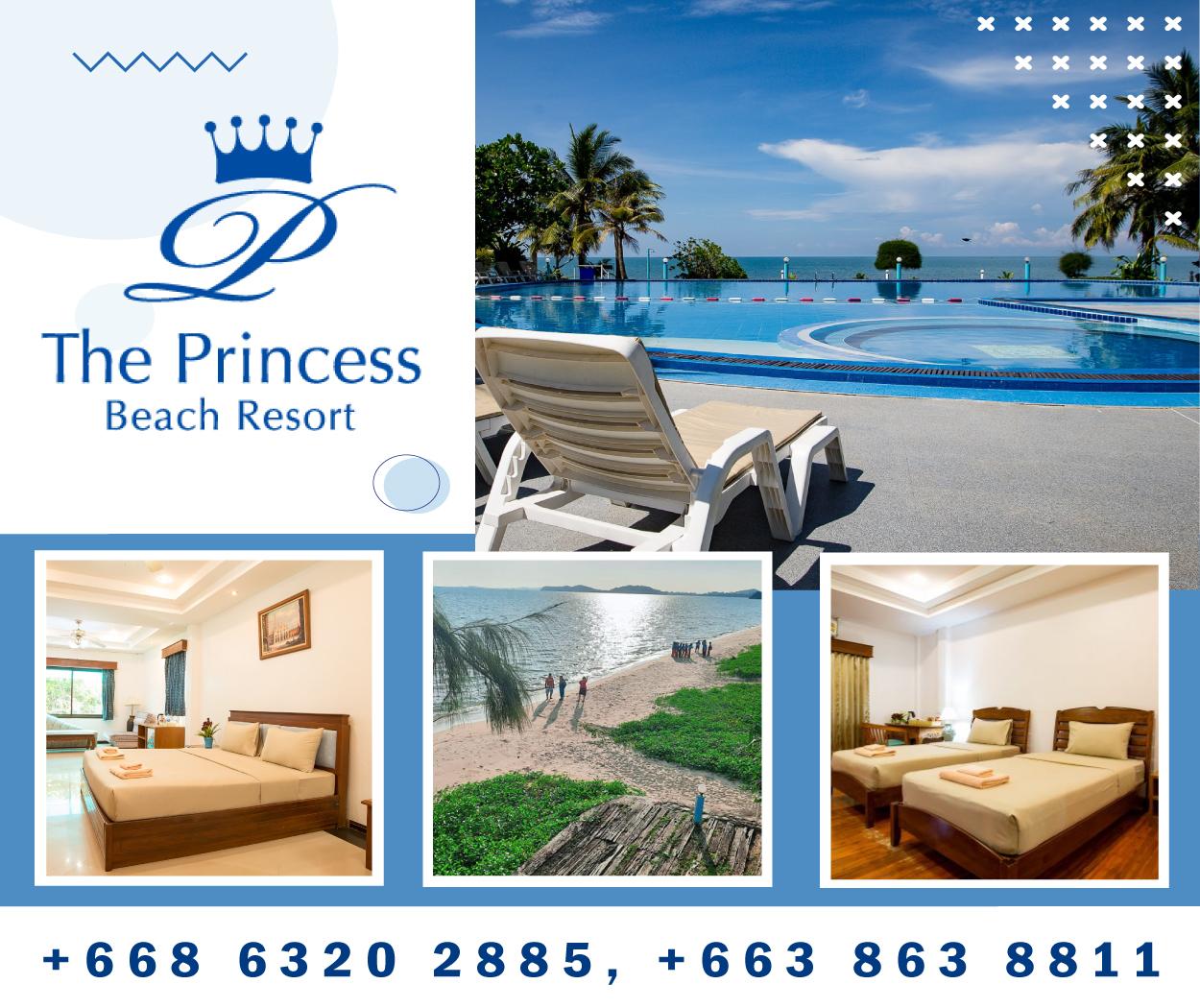 The Princess Beach Resort & Spa