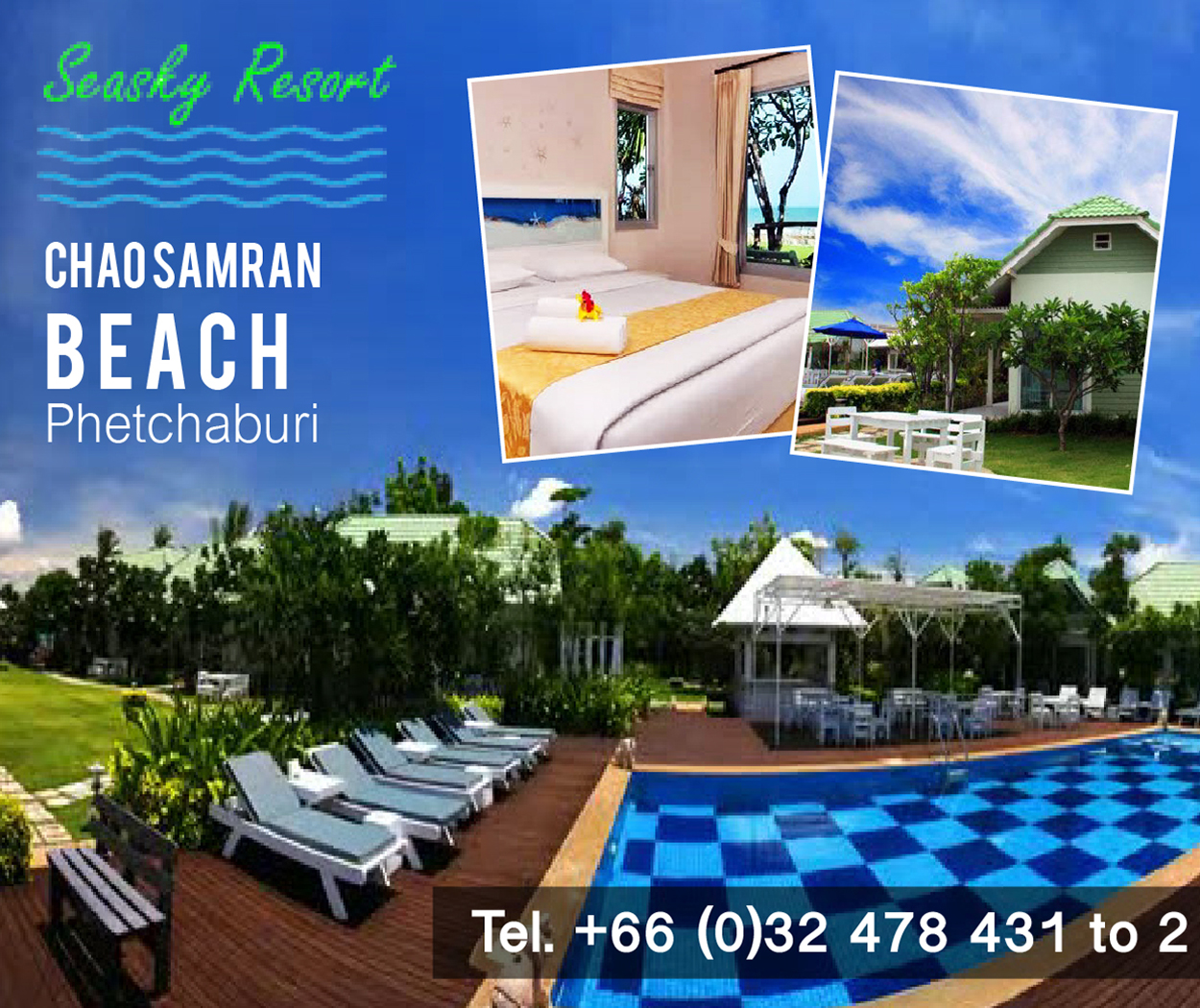 Seasky Resort