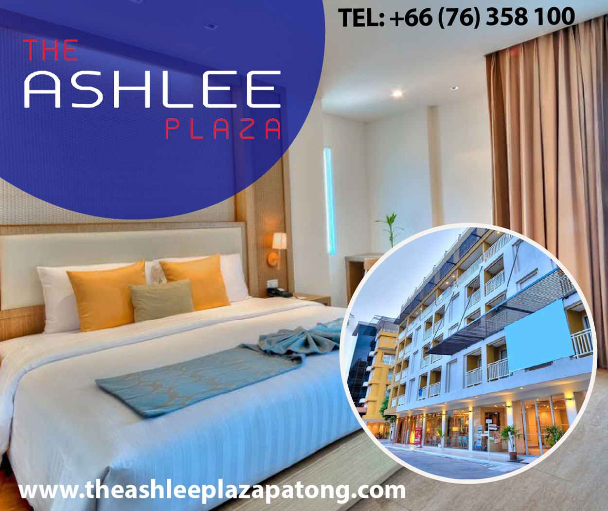 The Ashlee Plaza Phuket