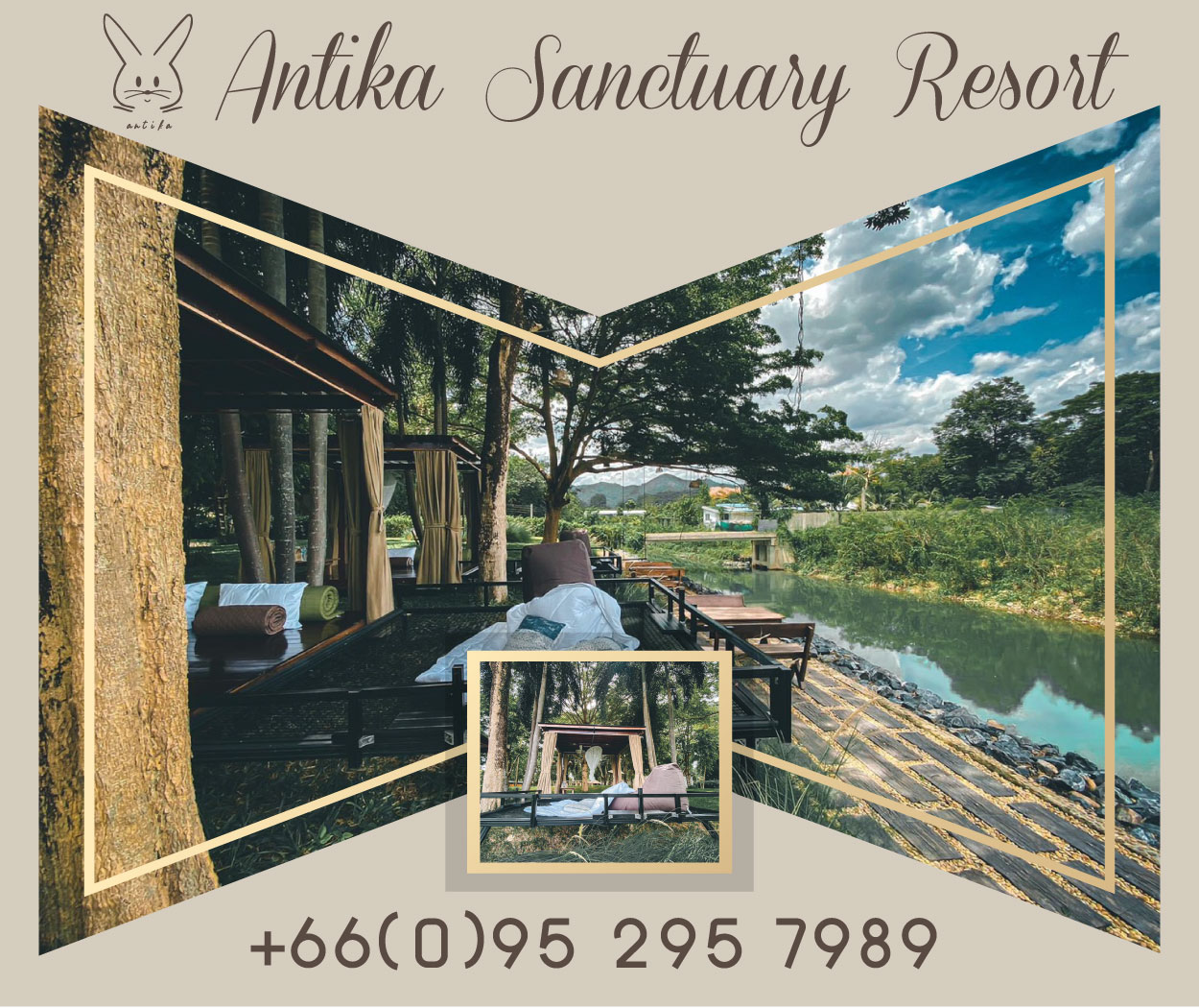 Antika Sanctuary Resort Saraburi