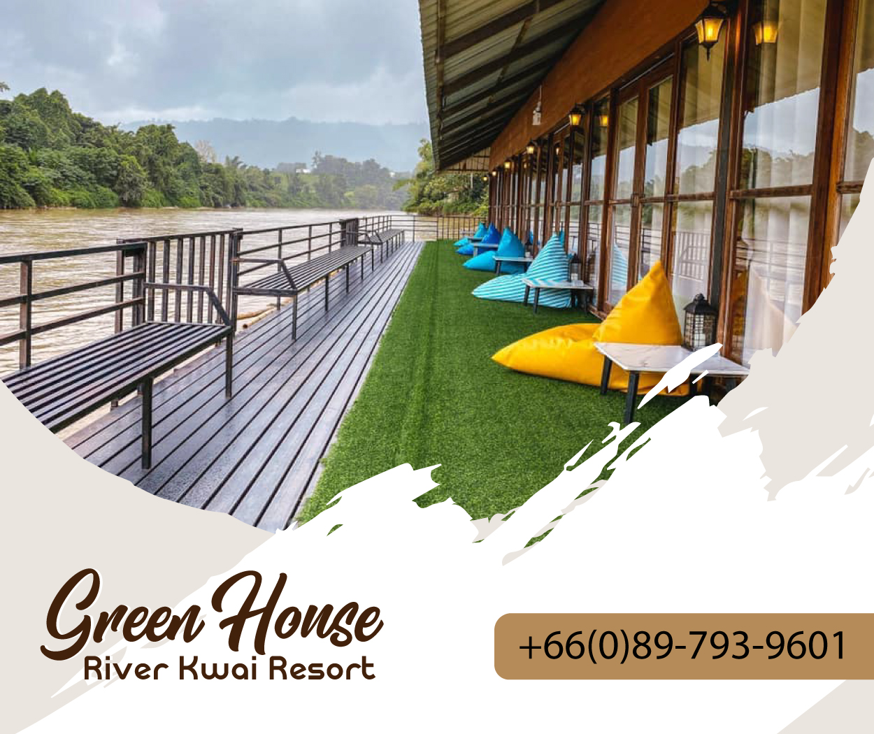 Green House River Kwai Resort Kanchanaburi