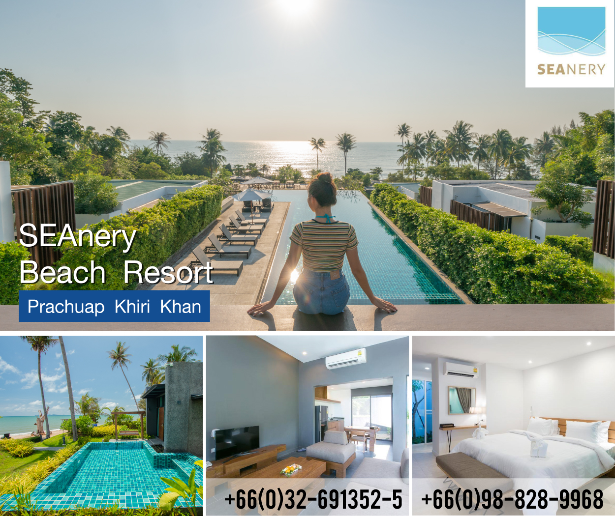 Seanery Beach Resort Prachuap Khiri Khan