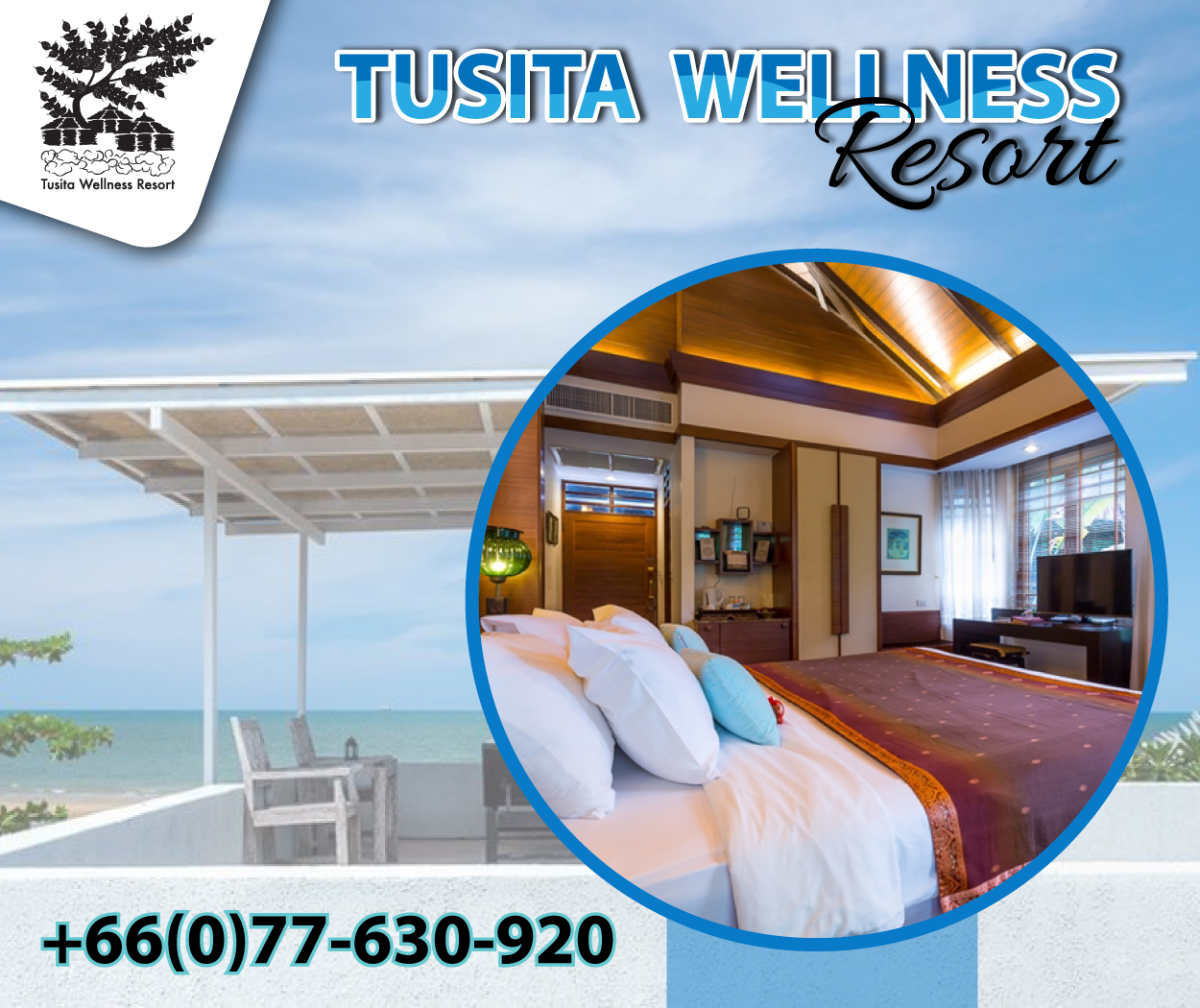 Tusita Wellness Resort Chumphon